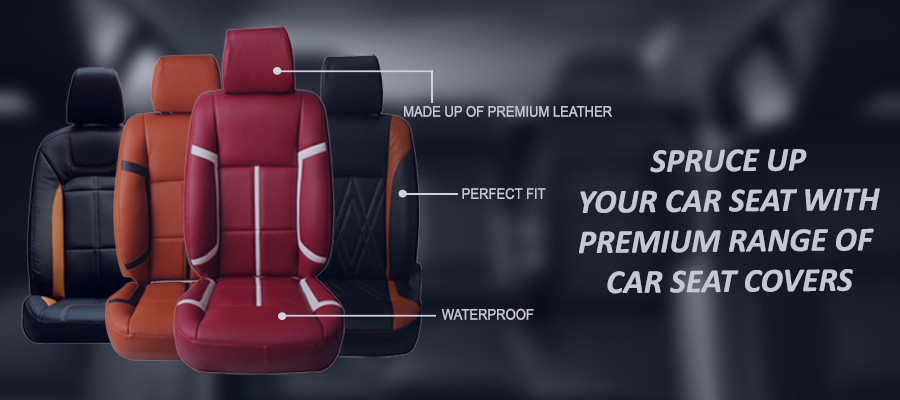 Spruce Up Your Car Seat With Premium Range Of Car Seat Covers