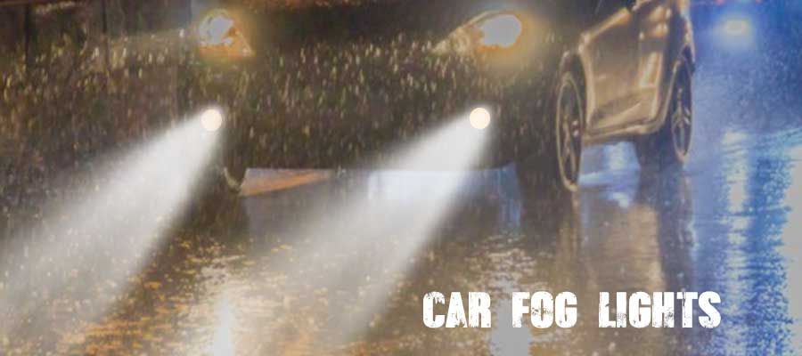 car fog lights