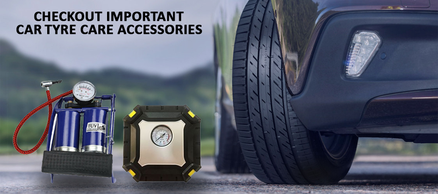 Checkout Important Car Tyre Care Accessories