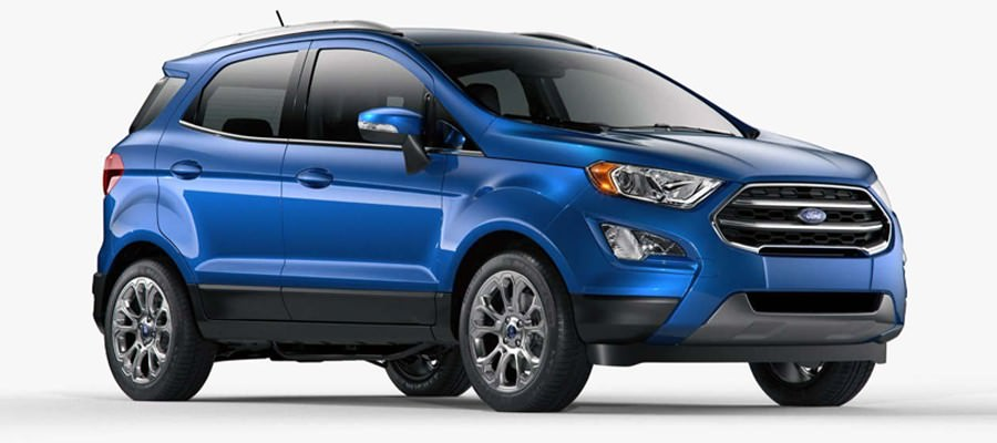 Ecosport Facelift Has Bold More Styling Features Refreshing Interior Fit And Finish The Refinement In The Performance Parameters And The Equipment On
