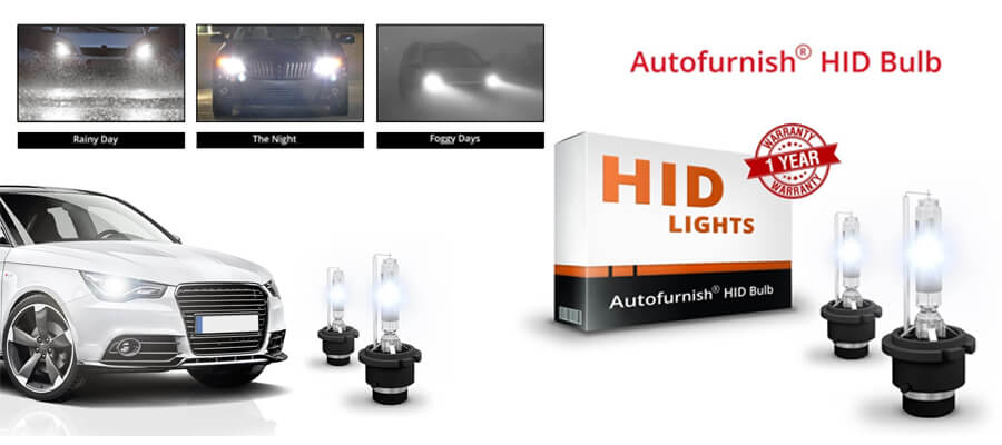 HID Fog Lamp Kit