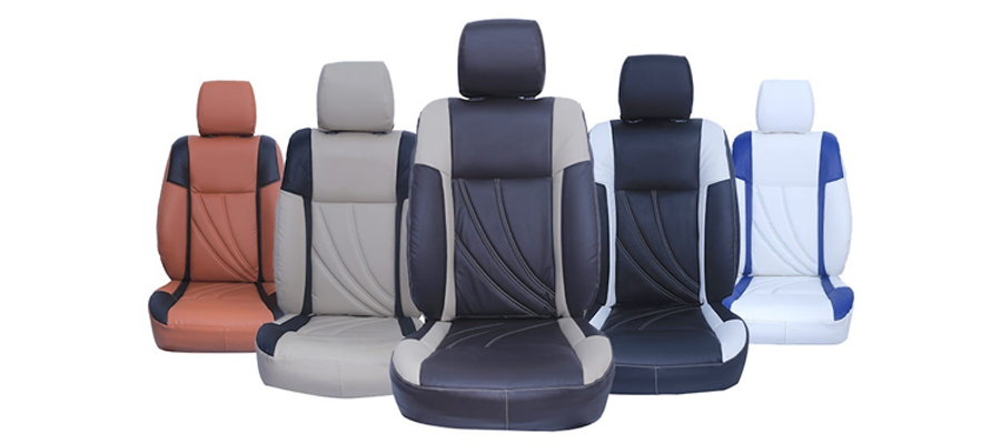 Palm Car Seat Covers