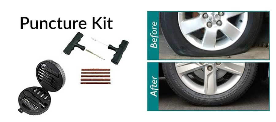puncture kit
