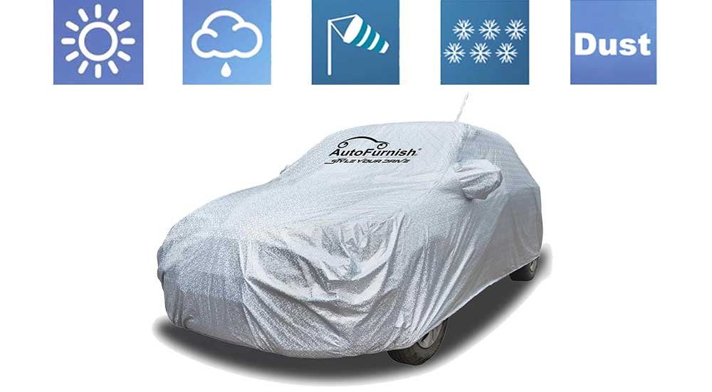 Aero Waterproof Car Body Cover