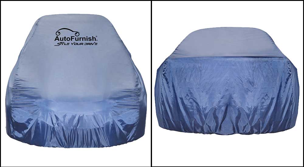 Parachute Blue Car Body Cover