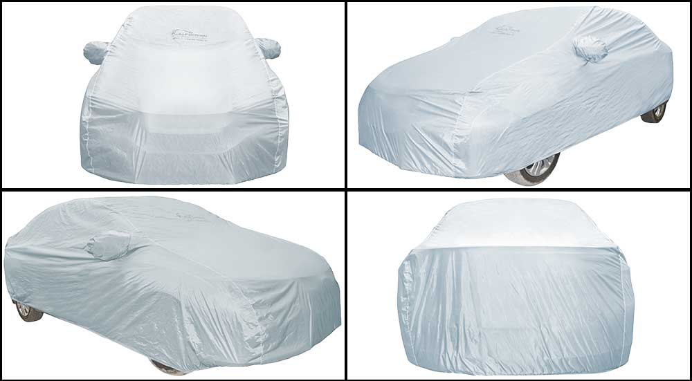 Parx Silver Car Body Cover
