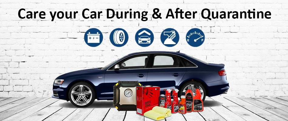 Care Your Car During And After Quarantine