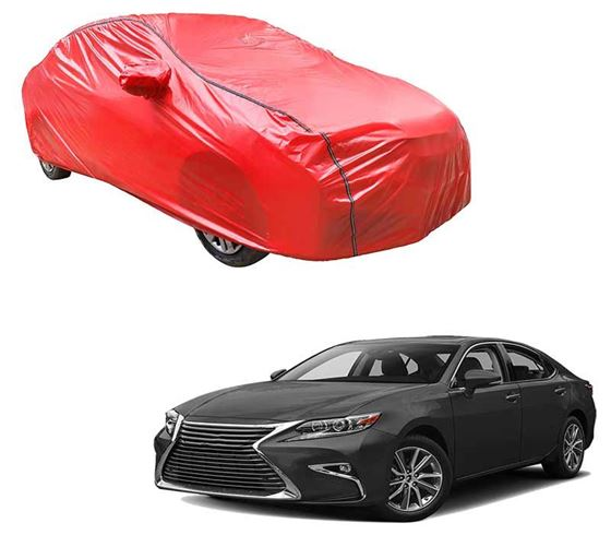Picture of Acho Car Body Cover For Lexus ES 300h 2018 - Acho Red