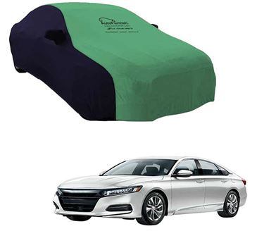 Picture of Dual Tone Green Blue Car Body Cover For Honda Accord - Sporty Blue