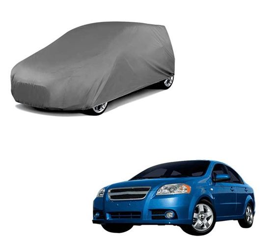 Picture of Car Body Cover For Chevrolet Aveo - Matty Grey