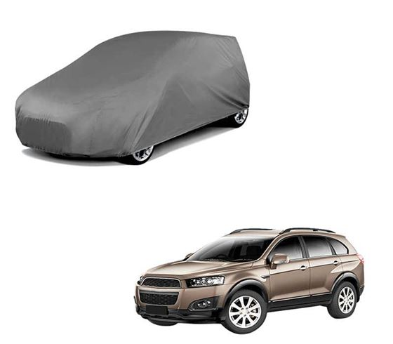 Picture of Car Body Cover For Chevrolet Captiva - Matty Grey