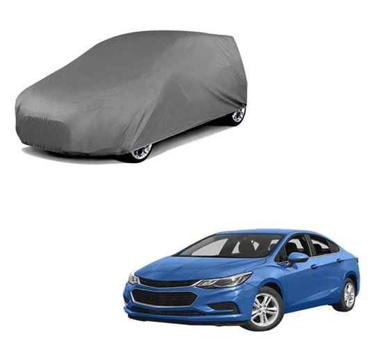 Picture of Car Body Cover For Chevrolet Cruze - Matty Grey