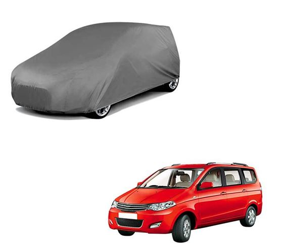 Picture of Car Body Cover For Chevrolet Enjoy - Matty Grey