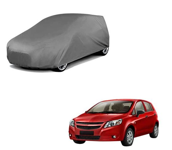Picture of Car Body Cover For Chevrolet Sail - Matty Grey