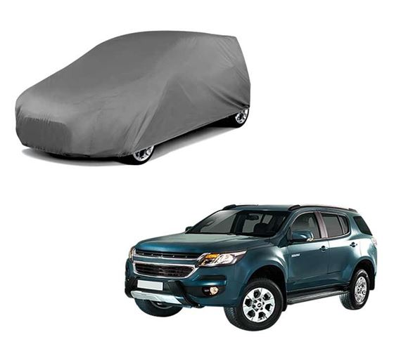 Picture of Car Body Cover For Chevrolet Trailblazer - Matty Grey