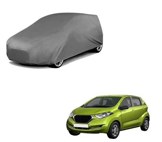 Picture of Car Body Cover For Datsun Go - Matty Grey