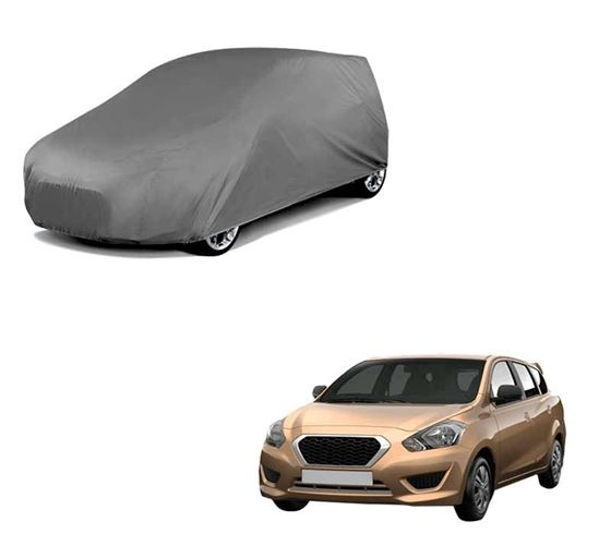 Picture of Car Body Cover For Datsun Go+ - Matty Grey