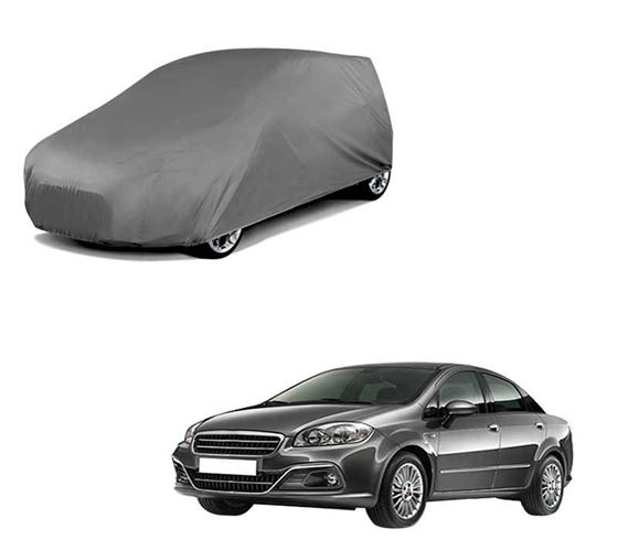 Picture of Car Body Cover For Fiat Linea - Matty Grey