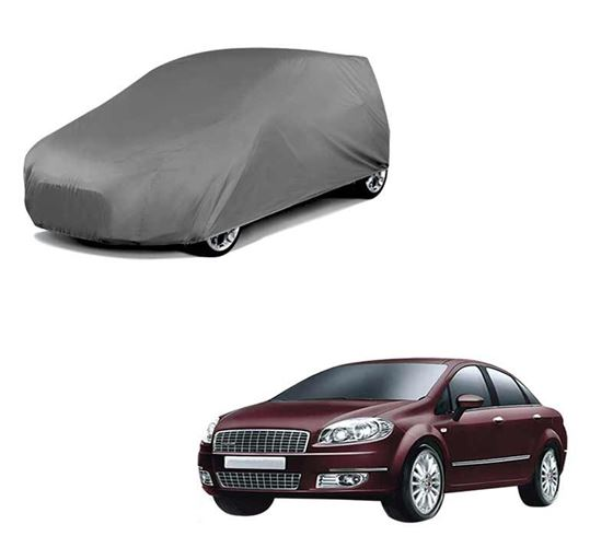 Picture of Car Body Cover For Fiat Linea Classic - Matty Grey