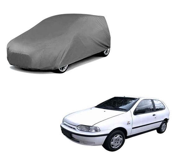 Picture of Car Body Cover For Fiat Palio D - Matty Grey