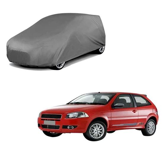 Picture of Car Body Cover For Fiat Palio NV - Matty Grey