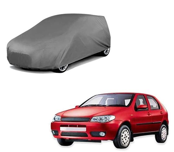 Picture of Car Body Cover For Fiat Palio Stile - Matty Grey