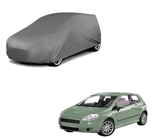 Picture of Car Body Cover For Fiat Punto - Matty Grey