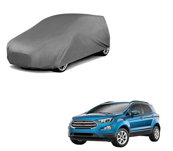 Picture of Car Body Cover For Ford EcoSport - Matty Grey