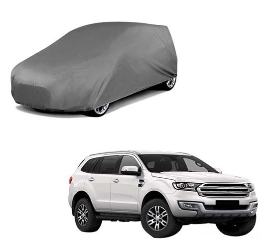 Picture of Car Body Cover For Ford Endeavour - Matty Grey