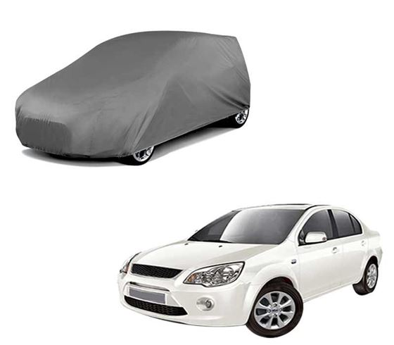 Picture of Car Body Cover For Ford Fiesta Classic - Matty Grey