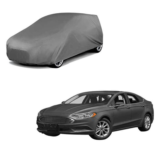 Picture of Car Body Cover For Ford Fusion - Matty Grey