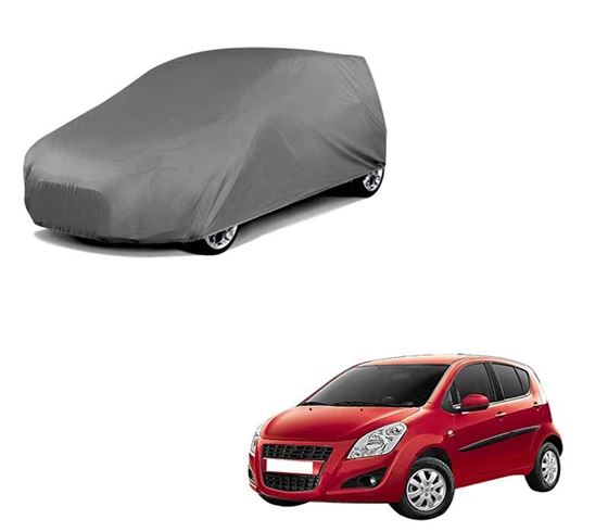 Picture of Car Body Cover For Maruti Ritz - Matty Grey