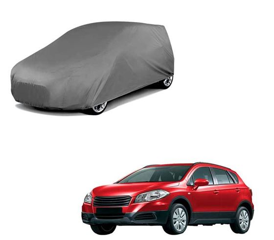 Picture of Car Body Cover For Maruti S-Cross - Matty Grey