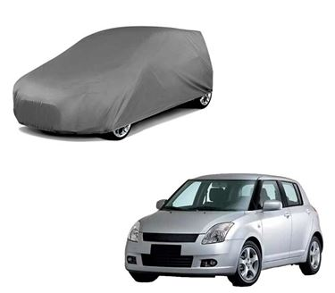 Picture of Car Body Cover For Maruti Swift - Matty Grey