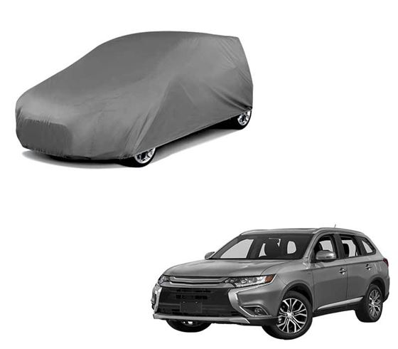 Picture of Car Body Cover For Mitsubishi Outlander - Matty Grey