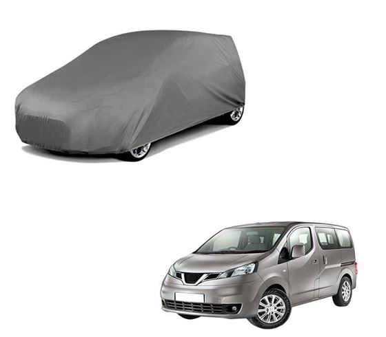Picture of Car Body Cover For Nissan Evalia - Matty Grey