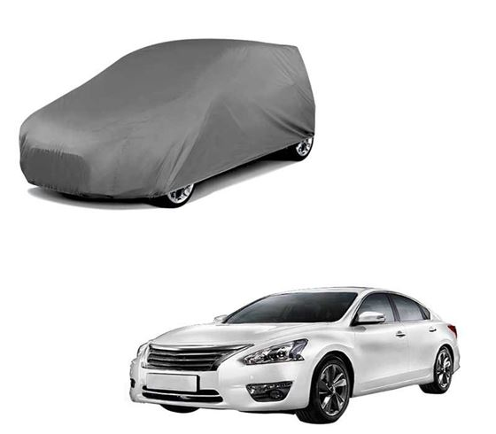 Picture of Car Body Cover For Nissan Teana - Matty Grey