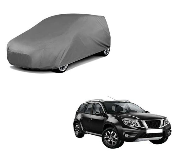 Picture of Car Body Cover For Nissan Terrano - Matty Grey
