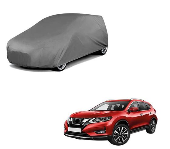 Picture of Car Body Cover For Nissan X-Trail - Matty Grey