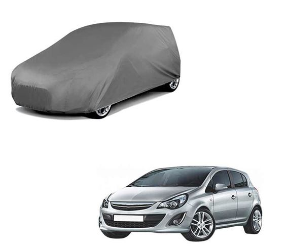 Picture of Car Body Cover For Opel Corsa - Matty Grey