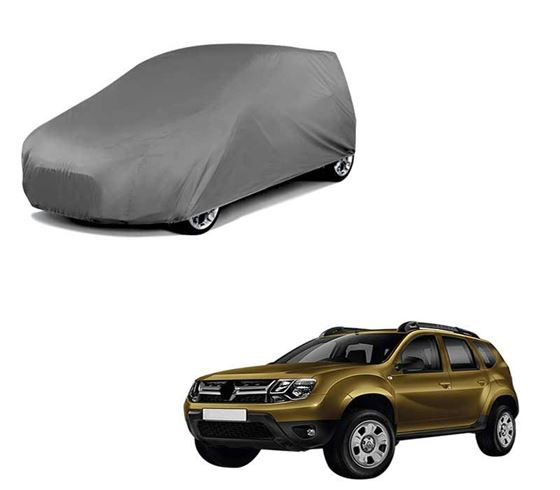 Picture of Car Body Cover For Renault Duster - Matty Grey