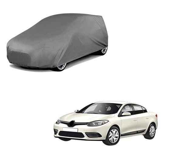 Picture of Car Body Cover For Renault Fluence - Matty Grey