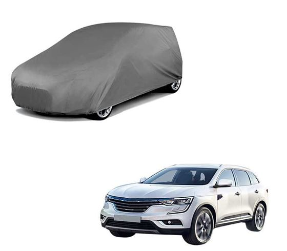 Picture of Car Body Cover For Renault Koleos - Matty Grey