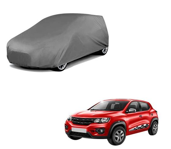 Picture of Car Body Cover For Renault KWID - Matty Grey