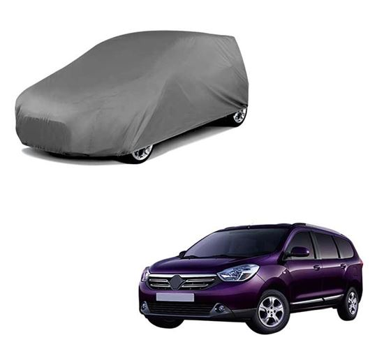 Picture of Car Body Cover For Renault Lodgy - Matty Grey