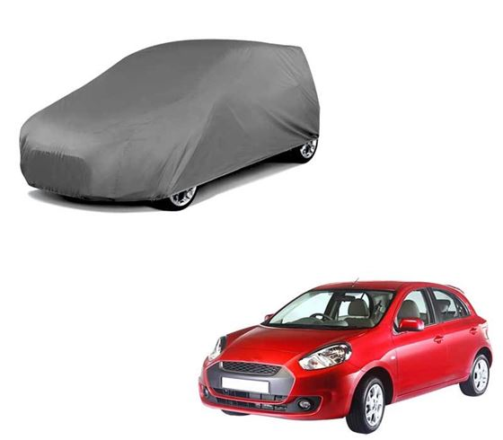 Picture of Car Body Cover For Renault Pulse - Matty Grey