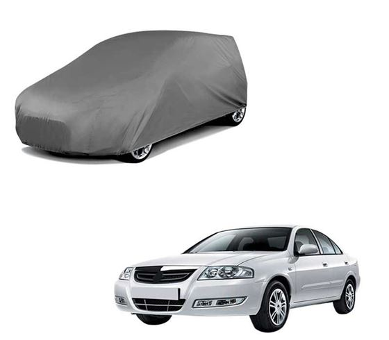 Picture of Car Body Cover For Renault Scala - Matty Grey