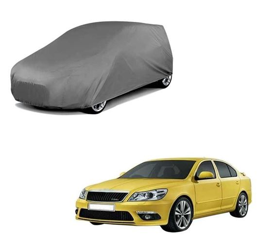 Picture of Car Body Cover For Skoda Laura - Matty Grey