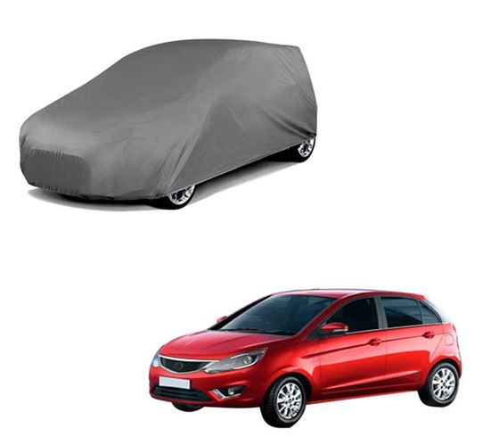 Picture of Car Body Cover For Tata Bolt - Matty Grey
