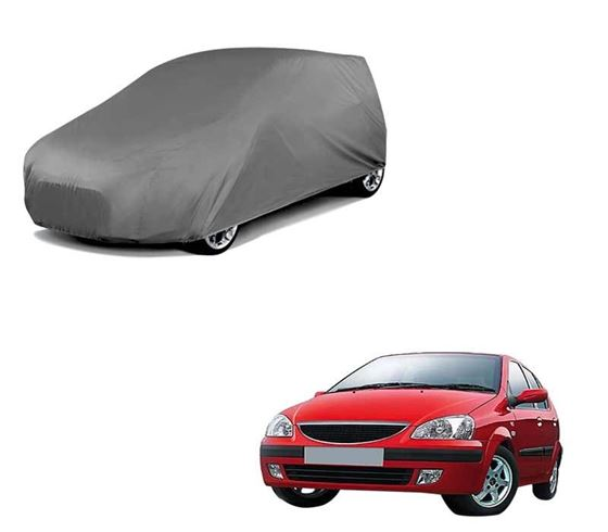 Picture of Car Body Cover For Tata Indica V2 - Matty Grey